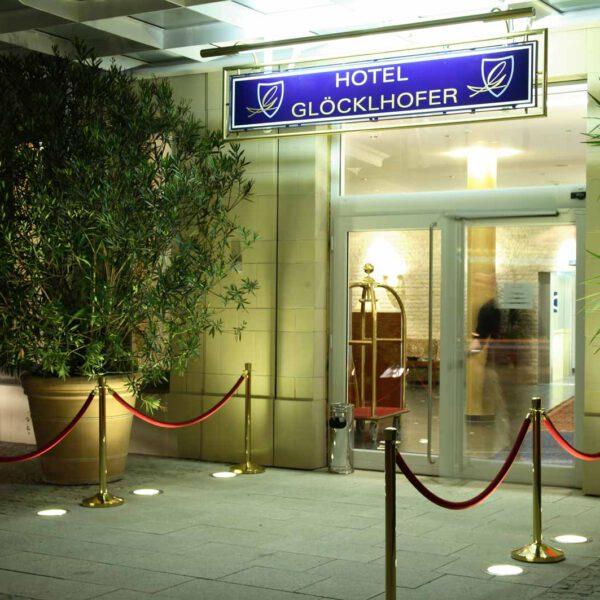 Entry Hotel Glöcklhofer